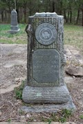 Image for Thomas Earl Fralicks - Blanton Cemetery - Fannin County, TX