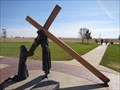 Image for Jesus Christ - 4th Station Of The Cross - Groom, Texas, USA.