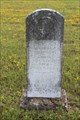 Image for OLDEST Recorded Burial in Pleasant Grove Cemetery - Winnsboro, TX