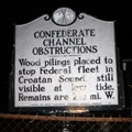 Image for Confederate Channel Obstructions, Marker BBB-3