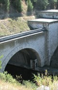 Image for Northern Portal - Tunnel du Rove - Canal de Marseille au Rhône - Marignane, France