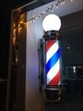 Image for Barber pole hos Byens Sax - Odense, Denmark