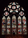 Image for Street Windows - St Peter's Church, Bournemouth, Dorset, UK..