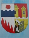 Image for Znak mestské cásti Praha 15 - Horní Mecholupy, Praha, CZ