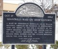 Image for Quantrill's Raid on Shawnee, Kansas