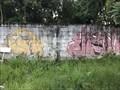 Image for Wall Graffiti - Sao Sebastiao, Brazil.