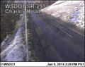 Image for Charles Road on SR-291 @ MP 9 Pos 6 Webcam - Spokane, WA
