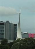 Image for B Sky B Wind Turbine -- B Sky B Campus, Brentford, London, UK