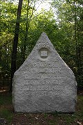 Image for 20th Georgia Infantry Marker - Chickamauga National Military Park