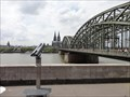 Image for Binocular - Hohenzollernbrücke Köln, Germany, NRW