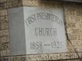 Image for 1925 - First Presbyterian Church - Ferris, TX