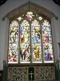 Image for All Saints Church Windows - Elton, Cambridgeshire, UK