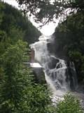 Image for La chute du moulin de Val-Jalbert (Val-Jalbert mill's waterfall)