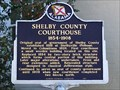 Image for Shelby County Courthouse 1854-1908 - Columbiana, AL