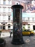 Image for Erzsébet tér / József Attila utca - Budapest - Hungary