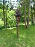 Image for 'Shoe tree' Wanderdrehkreuz - Blankenstein a.d.S./THR/Germany