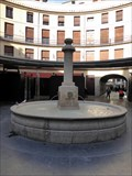 Image for Round Square Fountain - Valencia, Spain
