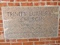 Image for 1954 - Trinity Lutheran Church - Fort Worth, TX