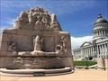 Image for Mormon Battalion Monument - Salt Lake City, UT