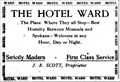 Image for Ward Hotel - Thompson Falls, MT