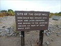 Image for Site of Grist Mill - Soledad, CA