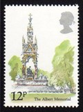Image for Albert Memorial, London, UK