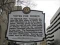 Image for Votes For Women - Nashville, Tennessee