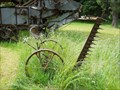 Image for Early thresher/ baler - Sunny Valley OR