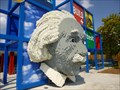 Image for Lunar Crater - Einstein - Sculpture : Legoland, Florida, USA.