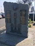 Image for Stèle commémorative Royal Navy et des Royal Marines - Ouistreham - France