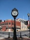 Image for Bedford Town Clock - Bedford, Virginia