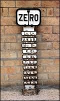 Image for York Zero Post, York Railway Station, York, UK