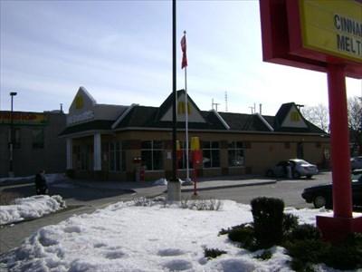 Barrie Restaurants Dunlpp Street