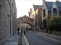 Image for Hertford Bridge (Bridge of Sighs) - Oxford, England