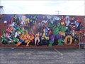 Image for Cartoon Mural - Kenosha, WI