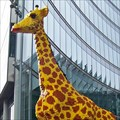 Image for LEGO Giraffe - Legoland Discovery Center, Berlin, D