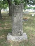 Image for J. F. Snodgrass - Ash Creek Cemetery - Azle, TX