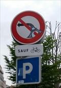 Image for Interdiction de tourner à gauche, rue des cordeliers - Paris, Ile de France