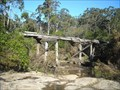 Image for Abandoned Bridge, Old Princes Highway, Falls Creek, NSW