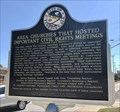 Image for Area Churches That Hosted Important Civil Rights Meetings - Tuskegee, AL