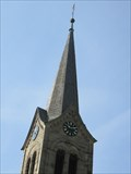 Image for Clock on St. Agidus Church - Stöckach, BY, Germany