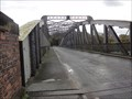 Image for Moore Lane Swing Bridge Over The Manchester Ship Canal - Moore, UK