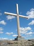 Image for La croix du centenaire de la baie