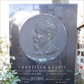 Image for Plaque František Kvapil - Praha, Czechia