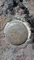 Image for USGS '22C 1933' BM - Lassen County, CA