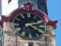 Image for 4 Clocks at the Belfort Sint-Truiden - Limburg / Belgium