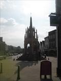 Image for The Market Cross, Leighton Buzzard, Bedfordshire