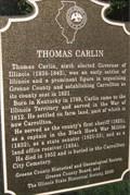 Image for Thomas Carlin - Carrollton, IL