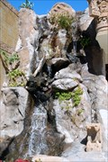 Image for Mazatlan Shopping waterfall - Mazatlan Mexico