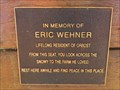 Image for Eric Wehner - Orbost, Vic, Australia